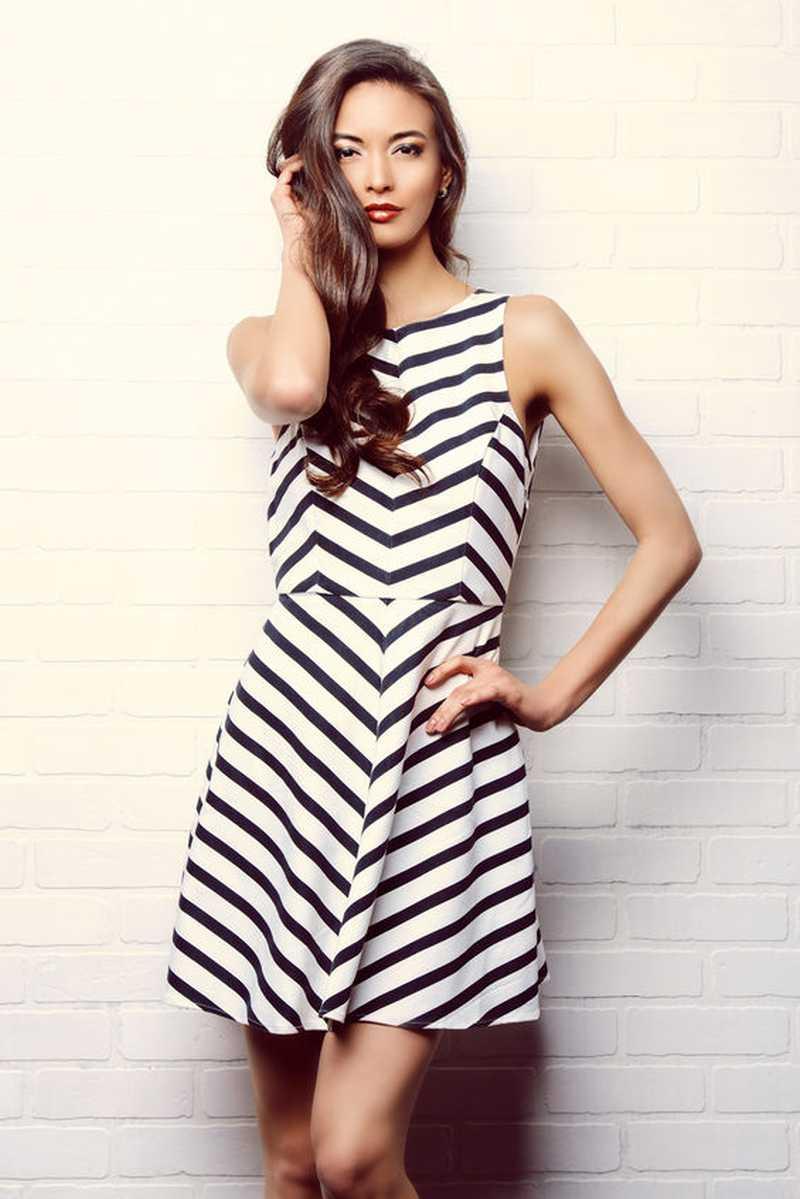 Sukienki Na Wesele Dla Wysokich Osób 4 Propozycje Z Lamodapl