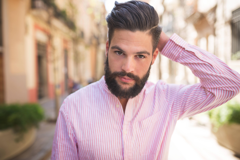 Męskie Metamorfozy 2018 Najmodniejsze Fryzury Facelook