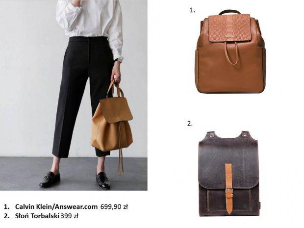 766514efb2c9c Wiosną postaw na modny plecak | Face&Look - Wybieraj mądrze ...