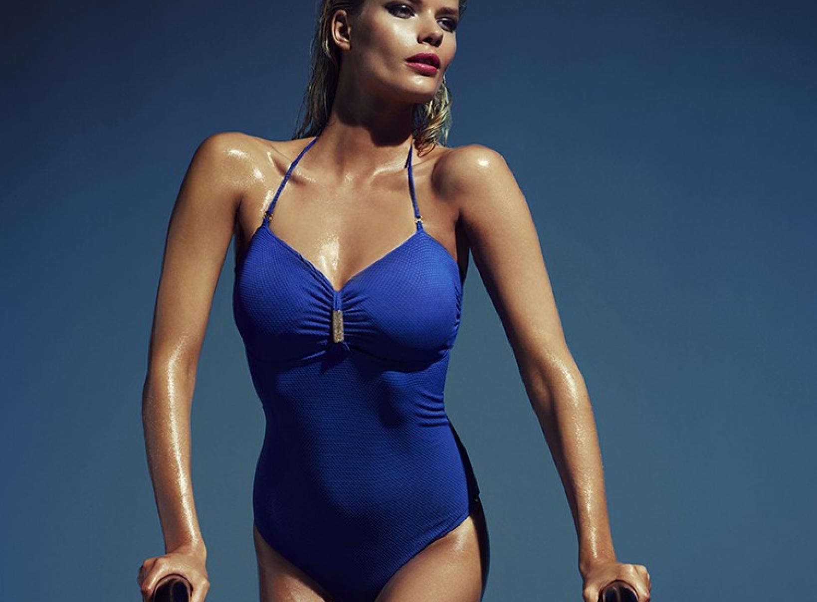 77c46bd87c44f3 Wyszczuplające kostiumy kąpielowe z kolekcji Atlantic Swimwear 2014 ...