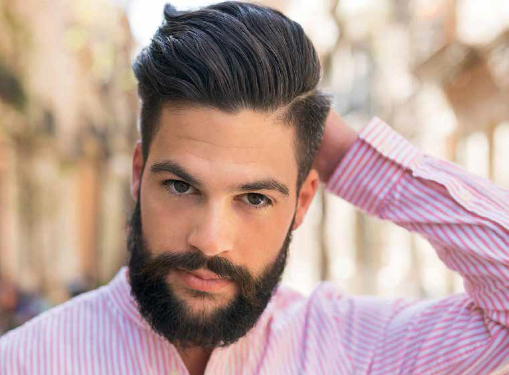 Męskie Fryzury Najważniejsze Trendy 2018 Facelook
